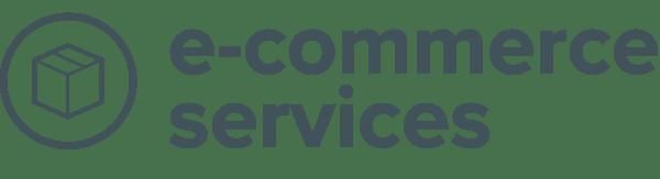 All e-commerce services blue
