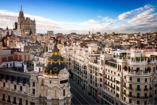 Asendia Spain Destinations